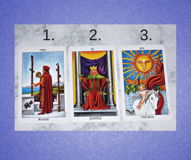 Tarot April 23 2019 Front
