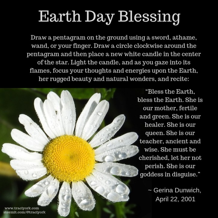 April 23 2019 Earth Day Blessings