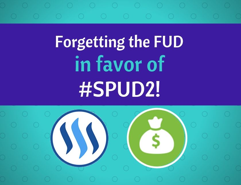 Last month I put my cash where my cryptoblog is & invested in #Steem. June 1st, I'm doing it again for Steem Power Up Day 2 #SPUD2
