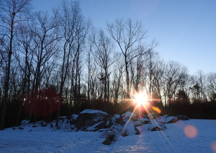 #SublimeSunday - Winter Sunrises