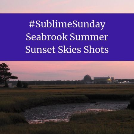 Sublime Sunday Seabrook Summer Sunset Skies Shots blog thumbnail