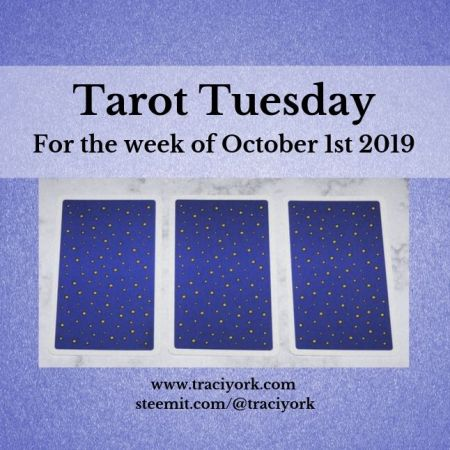 October 1st Tarot Tuesday thumbnail
