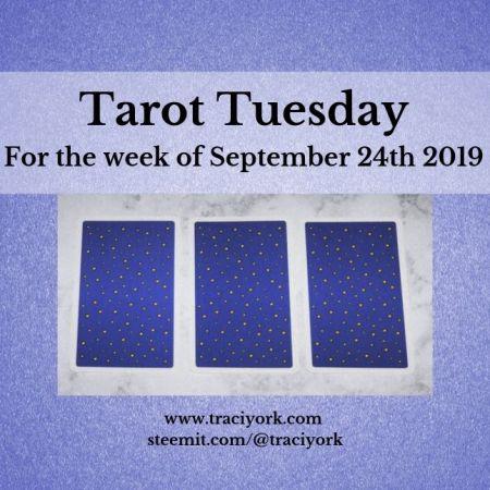 September 24th Tarot Tuesday thumbnail