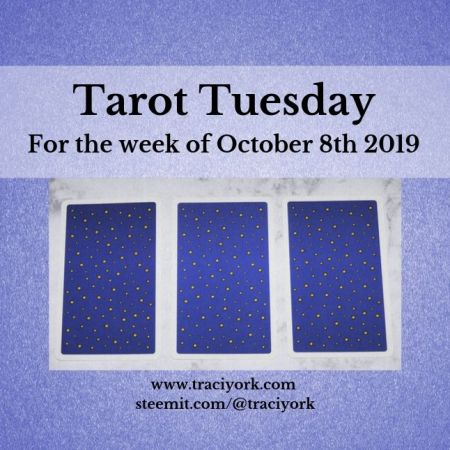 October 8th Tarot Tuesday thumbnail