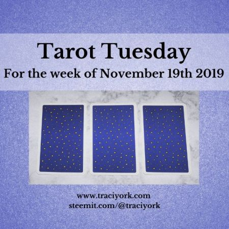 November 19th Tarot Tuesday thumbnail