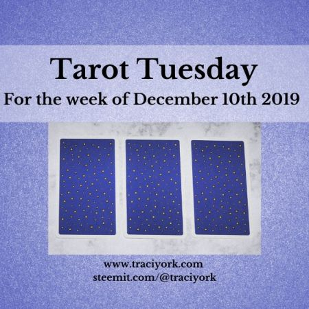 December 10th 2019 Tarot Tuesday thumbnail