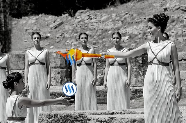 Passing of the Steem Torch