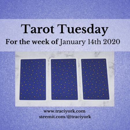 January 14th 2020 Tarot Tuesday thumbnail