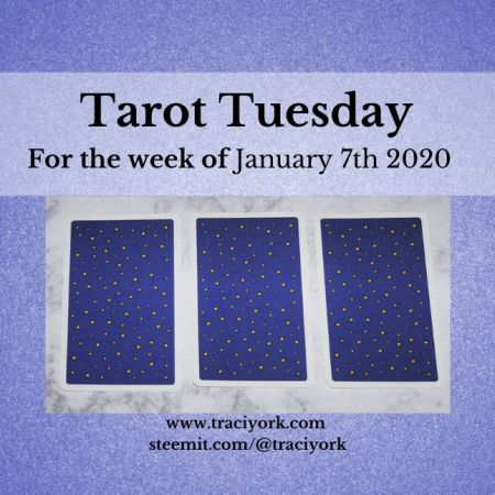 January 7th 2020 Tarot Tuesday thumbnail