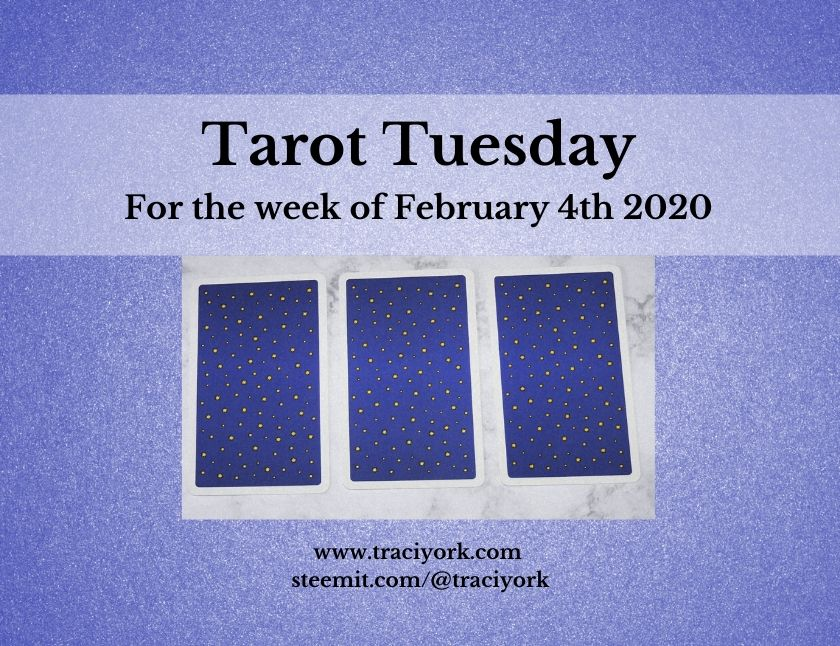 February 4th 2020, Tarot Tuesday thumbnail