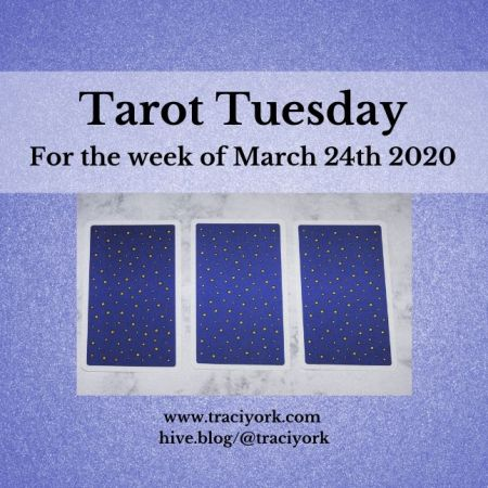 March 24th 2020, Tarot Tuesday thumbnail