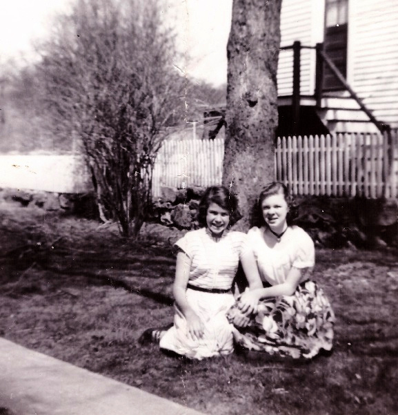 Even More Thirteen Throwback Thursday Photos - Aunt Mary and Mom