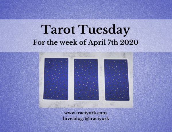 April 7th 2020, Tarot Tuesday thumbnail