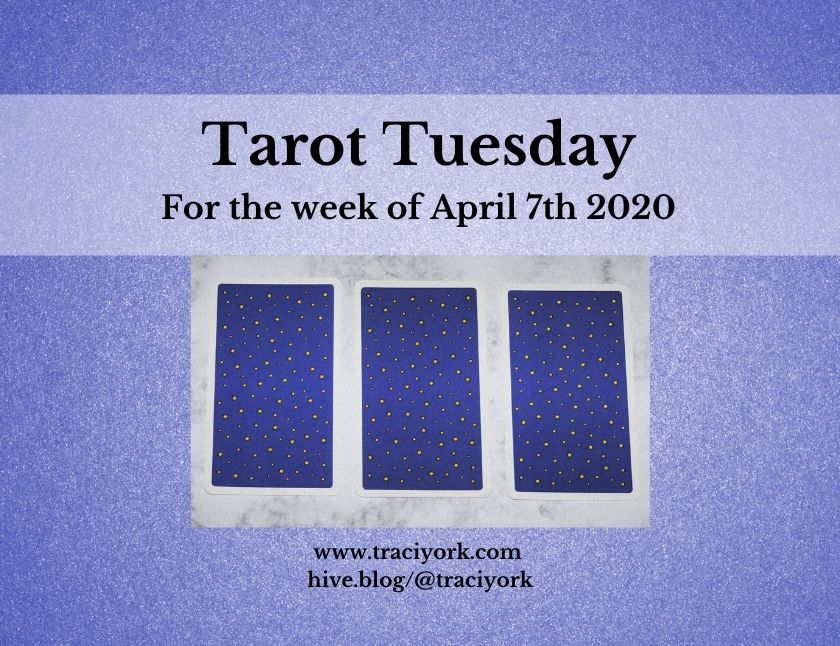 April 7th 2020, Tarot Tuesday thumbnail