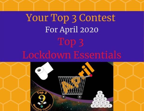 Top 3 Lockdown Essentials blog thumbnail