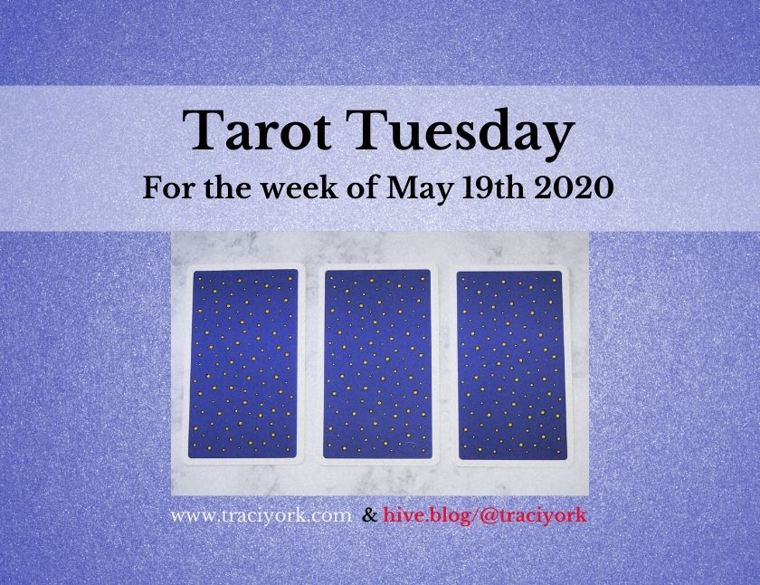 May 19h 2020, Tarot Tuesday thumbnail