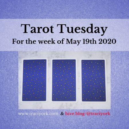 May 19h 2020, Tarot Tuesday thumbnail