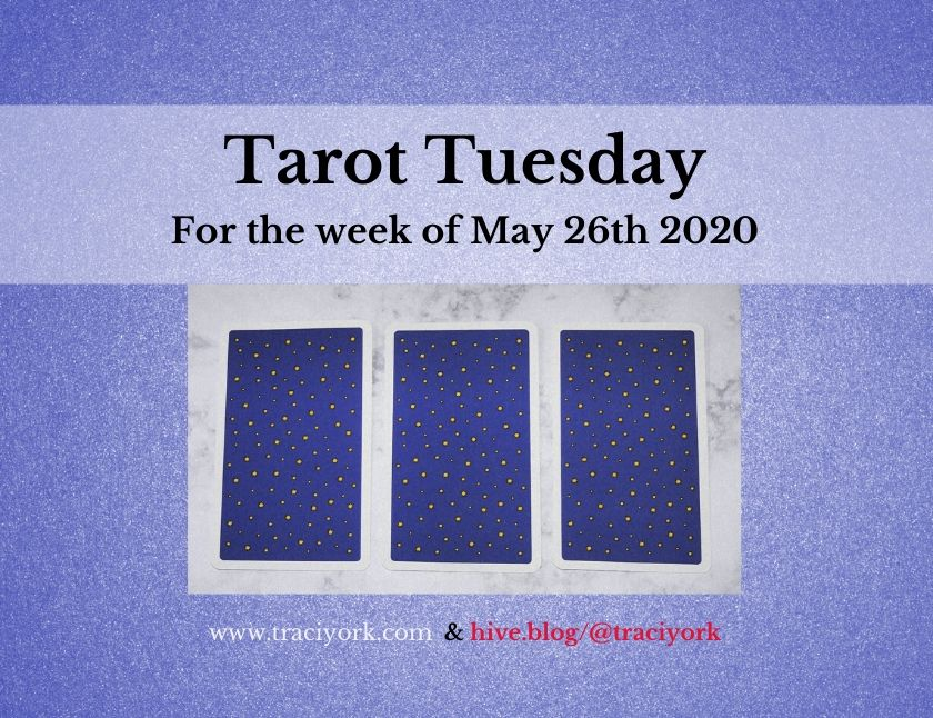 May 26h 2020, Tarot Tuesday thumbnail
