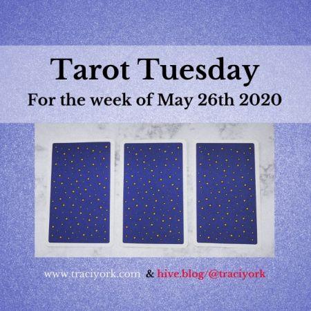 May 26h 2020, Tarot Tuesday thumbnail