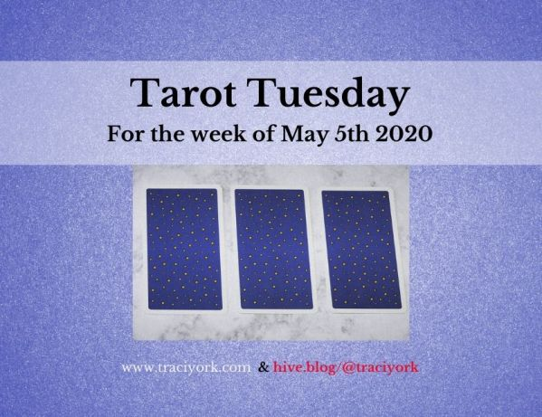 May 5th 2020, Tarot Tuesday thumbnail