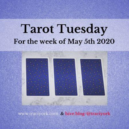 May 5th 2020, Tarot Tuesday thumbnail