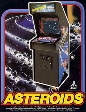 Top 3 Favorite Video Games Asteroids