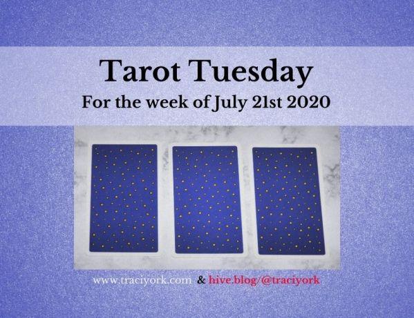 July 21st 2020, Tarot Tuesday thumbnail