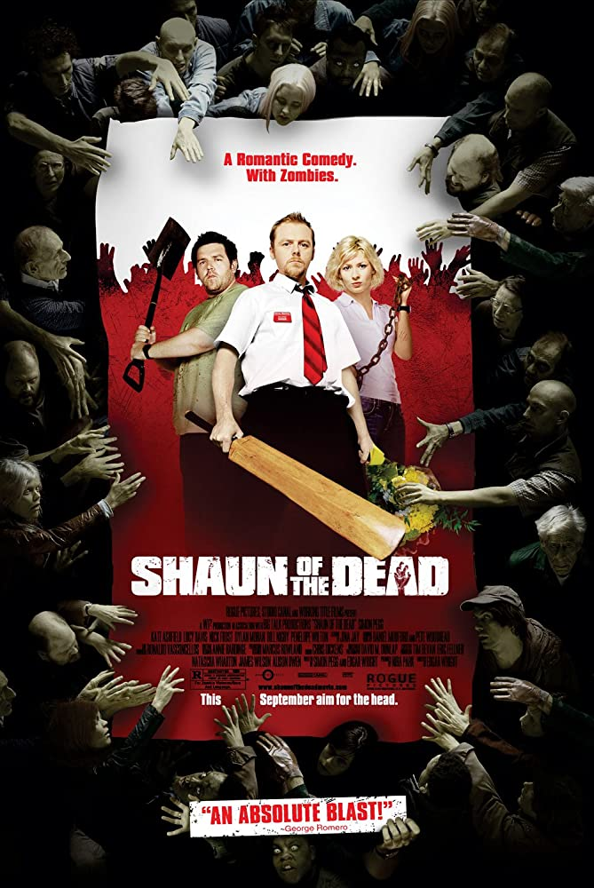 Shaun of the Dead Favorite End of the World Movies
