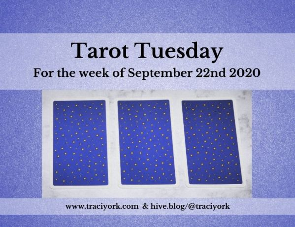 September 22nd 2020, Tarot Tuesday thumbnail