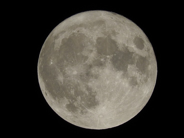 9 ten more photos of the Full Harvest Moon October