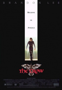 The Crow - Favorite Halloween Movies