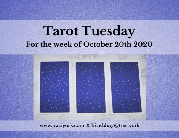 October 20th 2020, Tarot Tuesday thumbnail