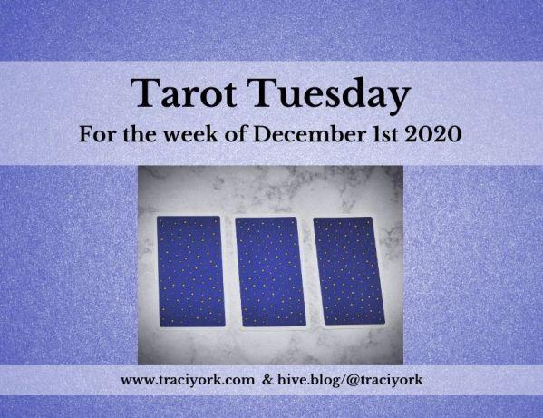 December 1st 2020, Tarot Tuesday thumbnail