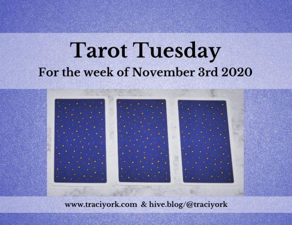 November 3rd 2020, Tarot Tuesday thumbnail