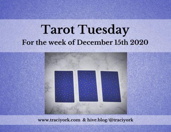 December 15th 2020, Tarot Tuesday thumbnail