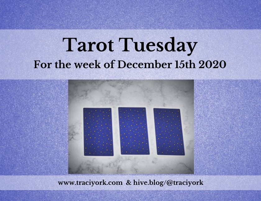 December 15th 2020, Tarot Tuesday thumbnail
