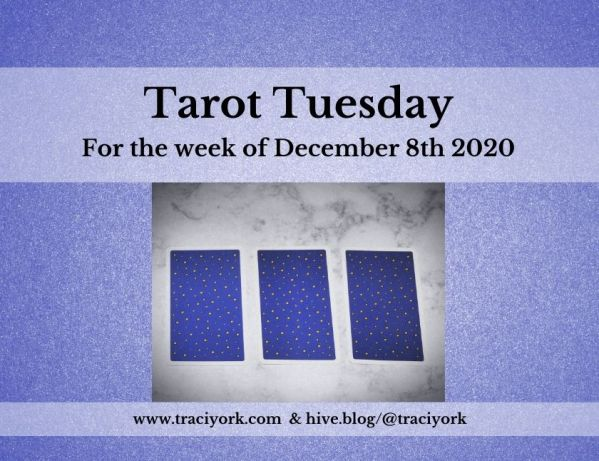 December 8th 2020, Tarot Tuesday thumbnail