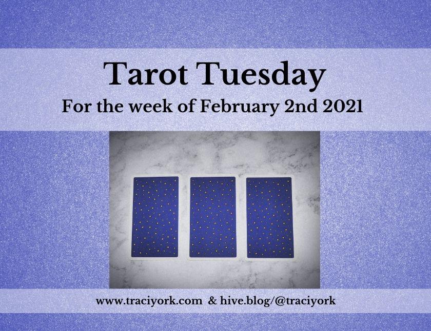 February 2nd 2021,Tarot Tuesday thumbnail