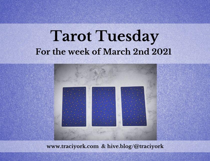 March 2nd 2021,Tarot Tuesday thumbnail