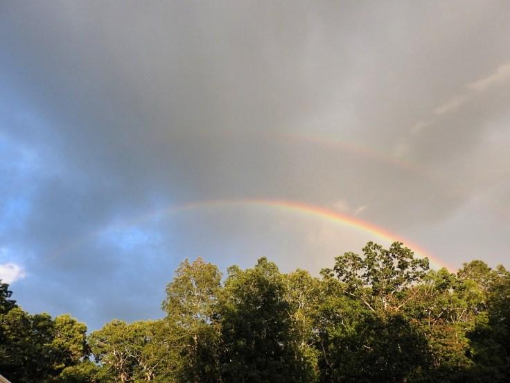 Double Dreamy Resplendent Rainbow Reminder