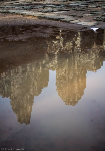 Reflections of Ankor