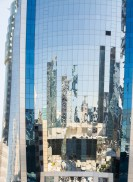 Reflections of architecture