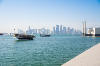 "The ""CBD"" of Doha"