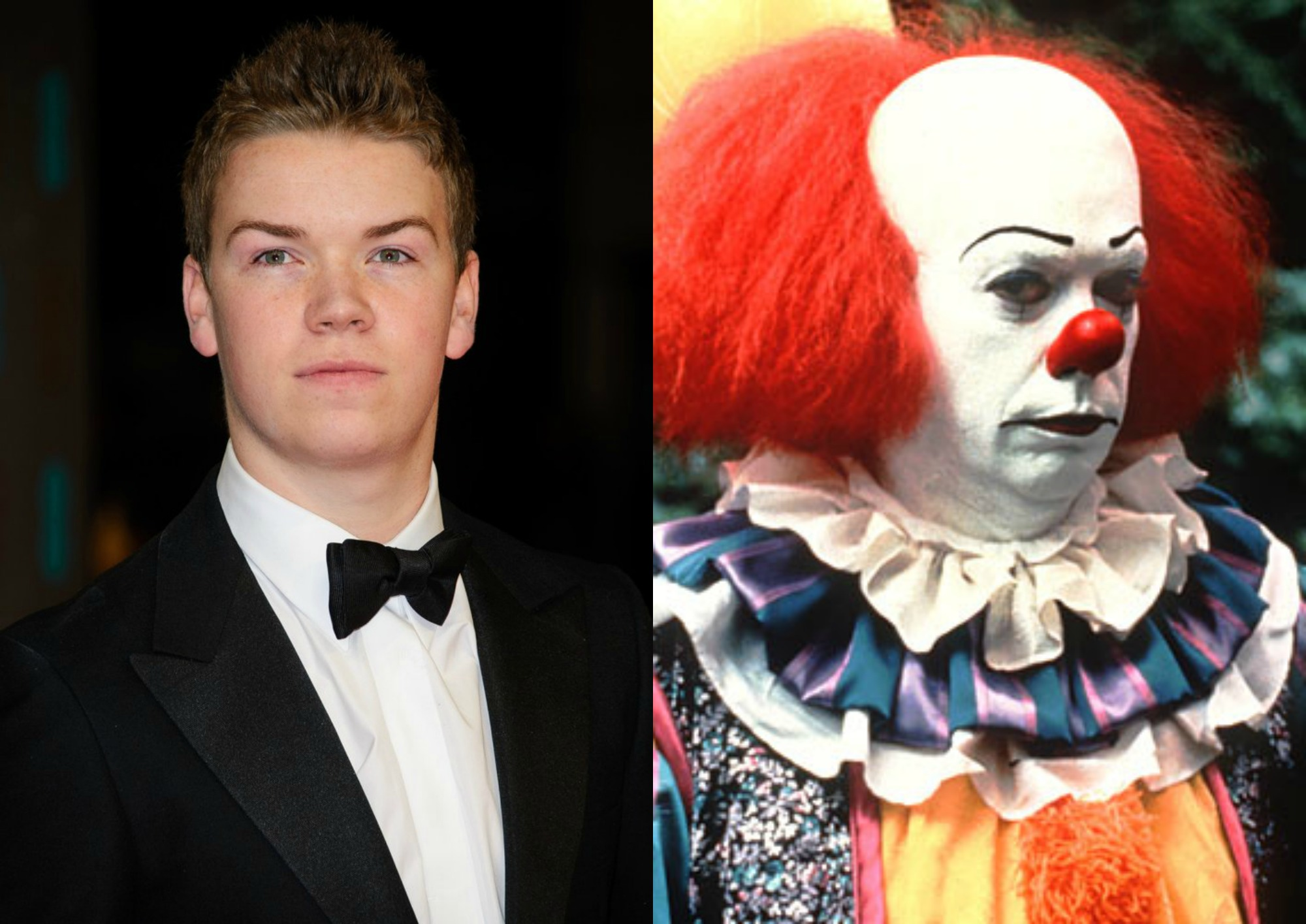 �we�re the millers� star will poulter cast as pennywise