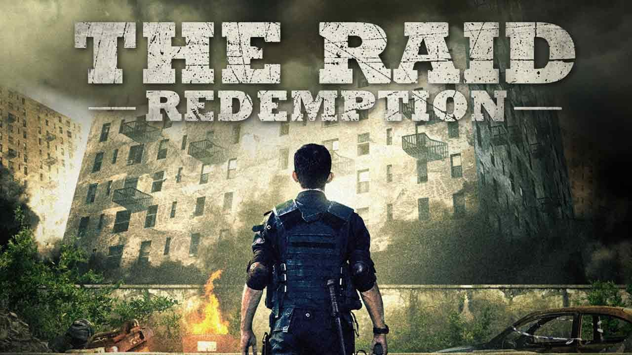 Image result for the raid redemption banner