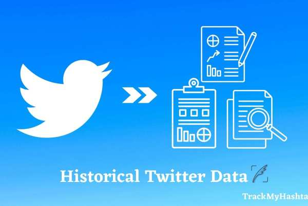 historical Twitter data blog banner