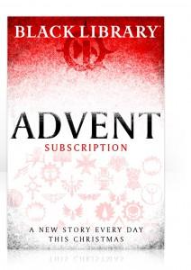 Black Library Advent Calendar 2014