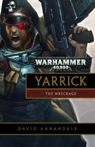 Yarrick : The Wreckage