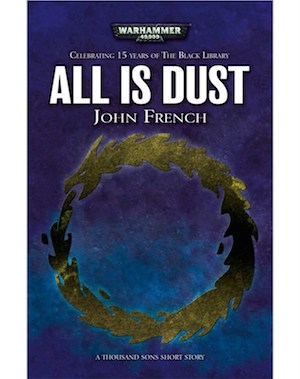 All Is Dust