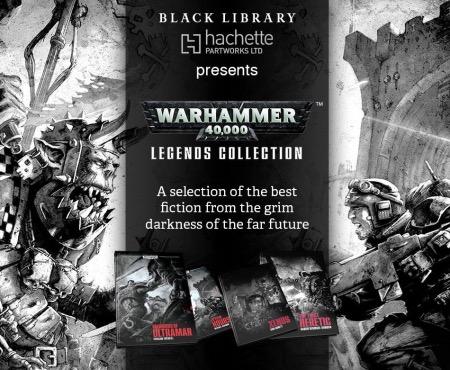 Warhammer 40,000 Legends
